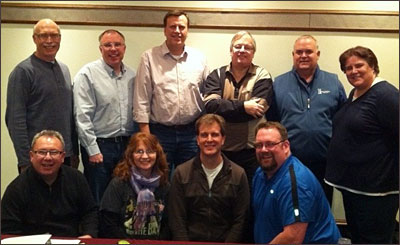ABA Board of Directors 2012