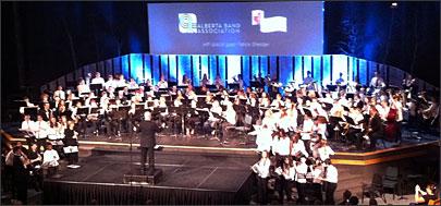 2015 Northern Alberta Junior Honour Band