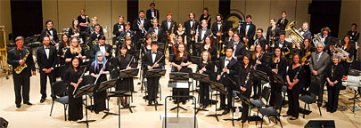 2015 National Youth Band of Canada