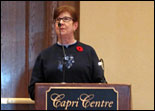 Rita Burns of Edmonton