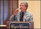 Tom Spila of Camrose
